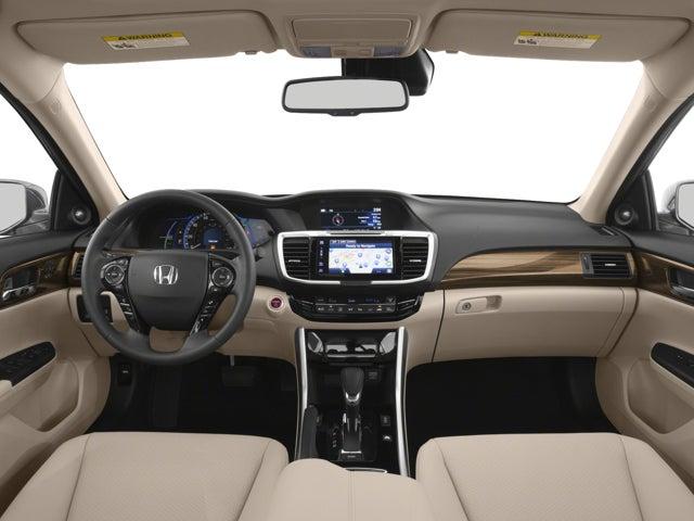 2017 Honda Accord Hybrid Touring In Jefferson County Ky World