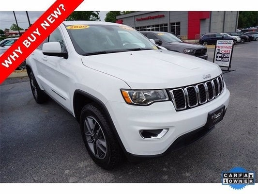 2020 Jeep Grand Cherokee Laredo Jefferson County Ky Serving Oldham County Shelby County Clark County Kentucky 1c4rjfag5lc156234