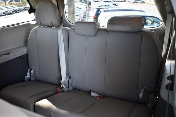 Stupendous 2017 Toyota Sienna Xle 8 Passenger Creativecarmelina Interior Chair Design Creativecarmelinacom