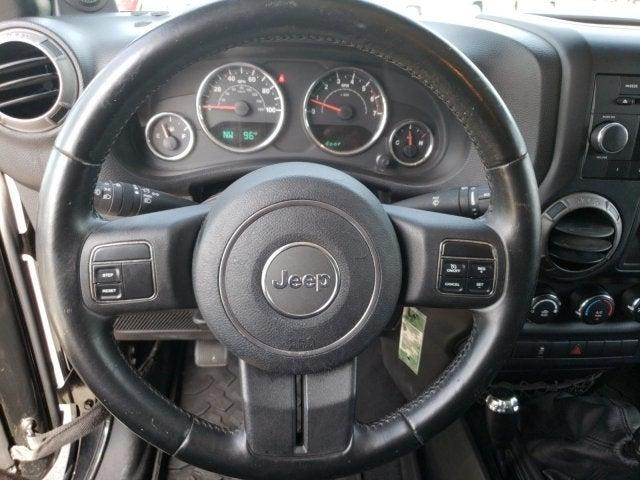 2011 Jeep Wrangler Sport In Jefferson County, KY   Honda World