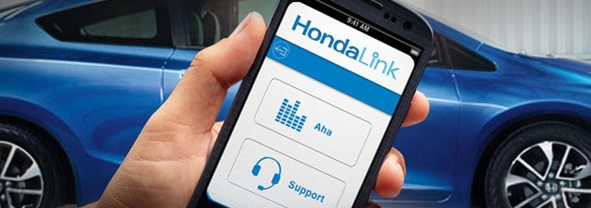 How Does HondaLink Work? | Honda Blog | Honda World Louisville